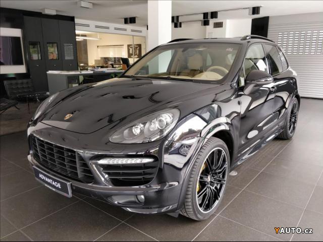 Prodám Porsche Cayenne 4,8 GTS, PCCB, BOSE, PASM, Keyless