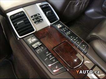 Prodám Porsche Panamera 4,8 Turbo, PCCD, TV, PDCC, Burmest