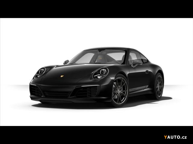Prodám Porsche 911 3,0 Carrera T, Sport Chrono pak