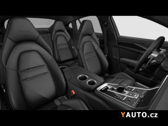Prodám Porsche Panamera 4,0 Turbo, Sport Chrono, Panoram
