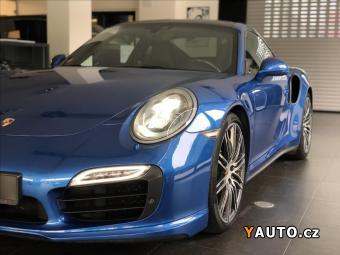 Prodám Porsche 911 3,8 Turbo S, 1. majitel, Záruka, P