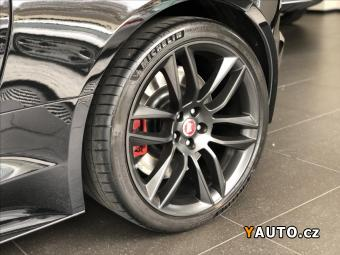 Prodám Jaguar F-Type 5,0 Coupe R, 1. majitel, Technol