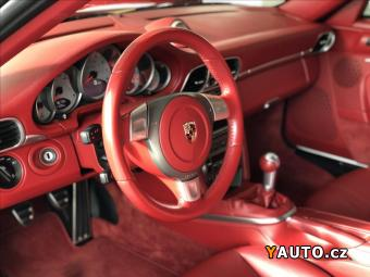 Prodám Porsche 911 3,6 Turbo Cabrio, 1. majitel, PCC