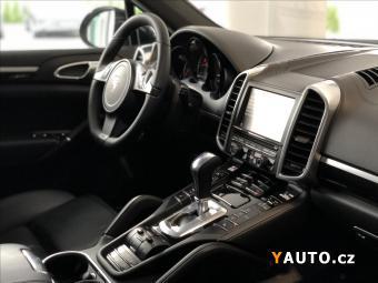 Prodám Porsche Cayenne 3,0 Diesel, Po servise, Pano, Vzd