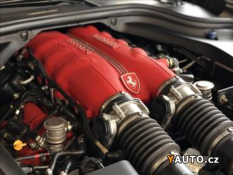 Prodám Ferrari California 4,3 F1, Nový servis, Servis pouz
