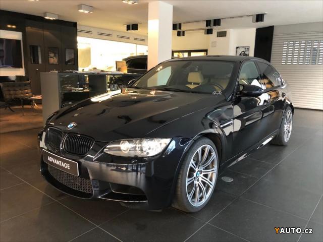 Prodám BMW M3 4,0 M3 E90, DKG, M-Drive, Keyless