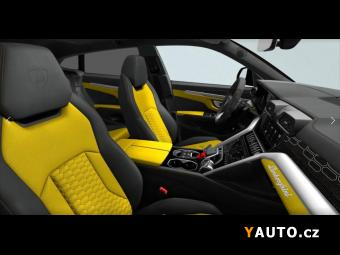 Prodám Lamborghini Urus 4,0 Vůz ihned k odběru, Style, A