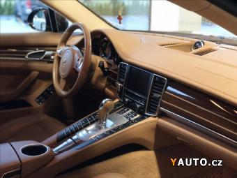 Prodám Porsche Panamera 4,8 4S, Sport Chrono+, Bose, Kame