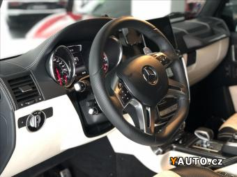 Prodám Mercedes-Benz Třídy G 6,0 G65 V12 Biturbo, Designo, TV
