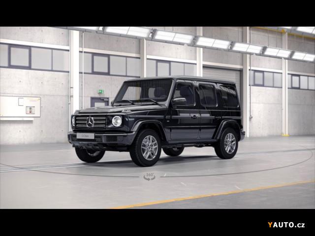 Prodám Mercedes-Benz Třídy G 4,0 G500, Multibeam, Keyless Go