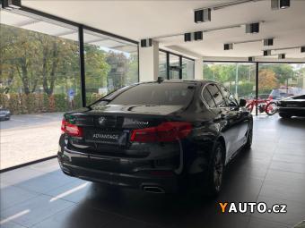 Prodám BMW Řada 5 3,0 530d xDrive M Sport, HUD, DD