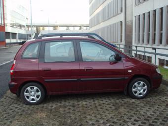 Prodám Hyundai Matrix FCT 1, 6