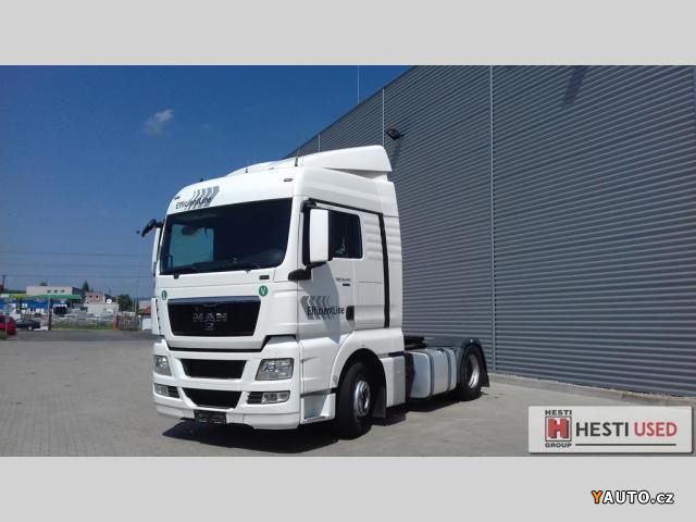 Prodám MAN TGX 18.440 EURO 5 EEV