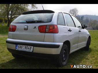 Prodám Seat Ibiza 1.4 MPI