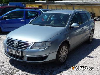 Prodám Volkswagen Passat VARIANT 2.0 TDI 4-MOTION