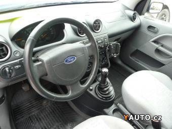 Prodám Ford Fiesta 1.4i 16V 59KW(serviska)