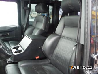 Prodám Land Rover Defender 2.4 TDCi 2. maj.