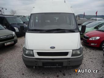 Prodám Ford Transit 2.4 TDCI 6-MÍST