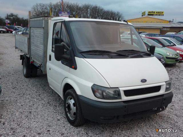 Prodám Ford Transit 2.4 TDDI SKLÁPĚČ