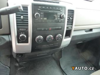 Prodám Dodge RAM 1500 4.7 V8 SLT FLEXFUEL