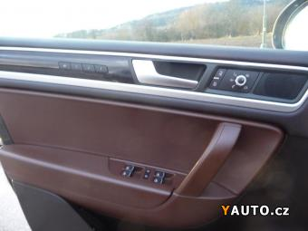 Prodám Volkswagen Touareg 4.2 TDI V8 250KW(SEVISKA