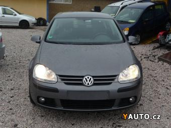 Prodám Volkswagen Golf V 1.4 16V TREND(SERVISKA)