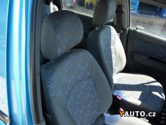 Prodám Chevrolet Matiz 1.0i 49kw(KLIMA, SERVISKA)