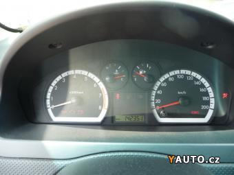 Prodám Chevrolet Aveo 1.2 - 1. maj. CZ - servis