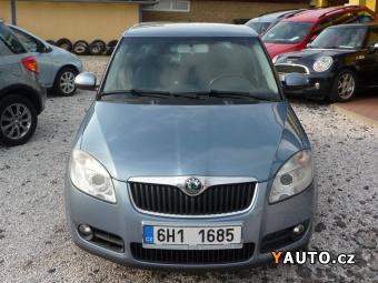 Prodám Škoda Fabia II 1.2i KLIMA (SERVISKA)