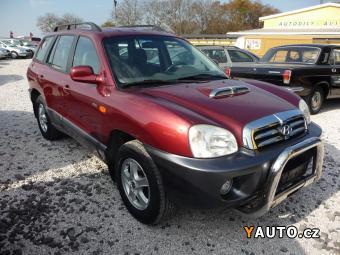 Prodám Hyundai Santa Fe 2.0 CRDi 4X4 DIGI AC