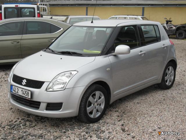 Prodám Suzuki Swift 1.4i CZ KLIMA(SERVISKA)