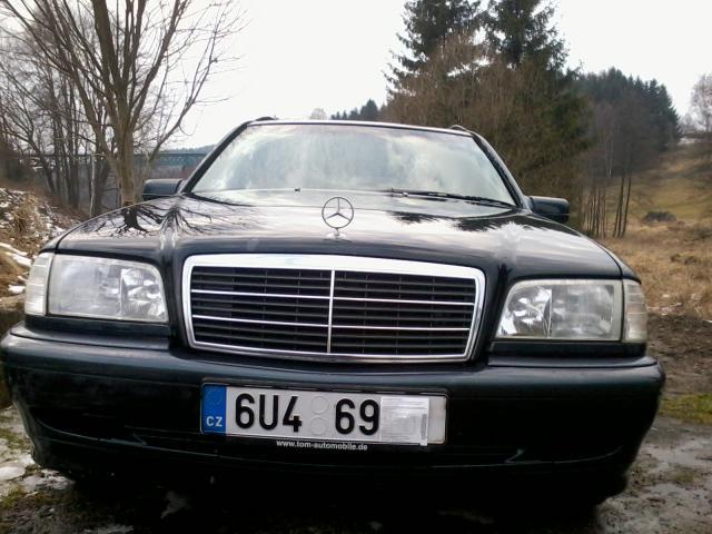 Prodám Mercedes-Benz Třídy C C 200T