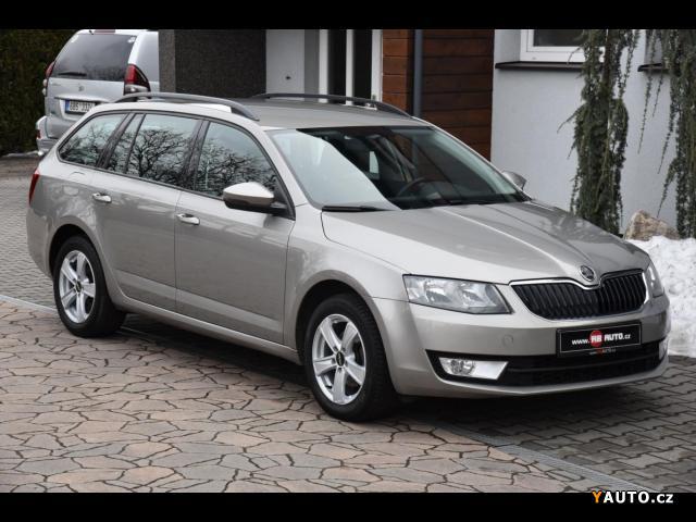 prodám Škoda octavia 2.0 tdi 150 ps dsg ambition co prodej Škoda