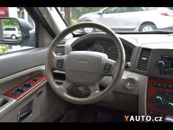 Prodám Jeep Grand Cherokee 3.0 CRDi 160kw 4x4
