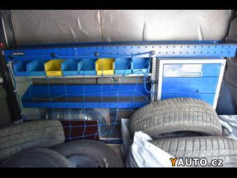 Prodám Opel Vivaro 2.0 TDCi 84kw 3-místa, klima, t