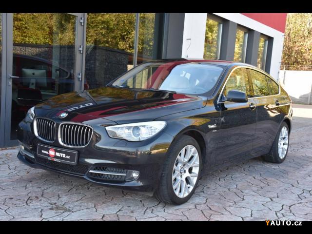 Prodám BMW Řada 5 GT 530 D 180kw xDrive
