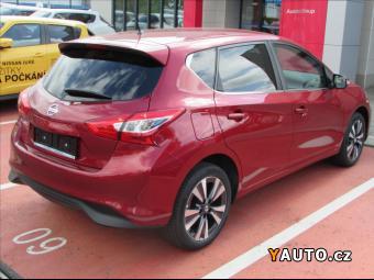 Prodám Nissan Pulsar 1,2 Dig-T Acenta Demo