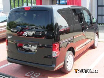 Prodám Nissan Evalia 1,5 dCi TEKNA Předváděcí vůz