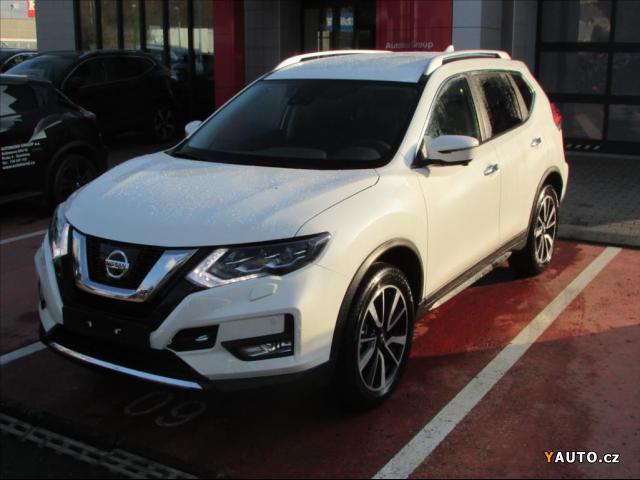 Prodám Nissan X-Trail 2,0 dCi N-CONNECTA sPremium