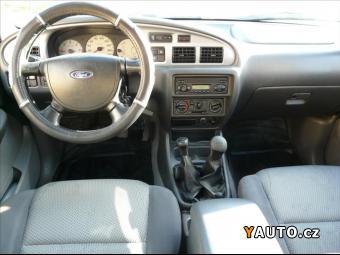 Prodám Ford Ranger 2.5 TD, 4x4