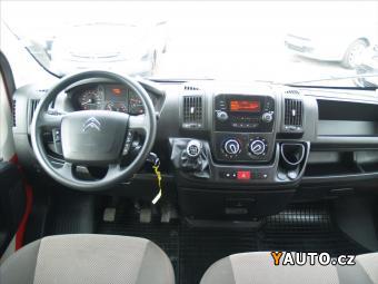 Prodám Citroën Jumper 2,0 130 MT6 AH03 POLOKOMBI 6 m