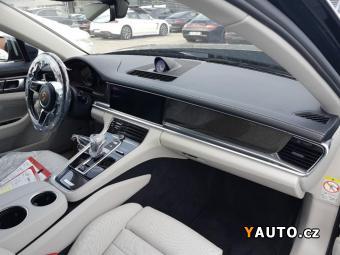 Prodám Porsche Panamera 4,0, 310kW