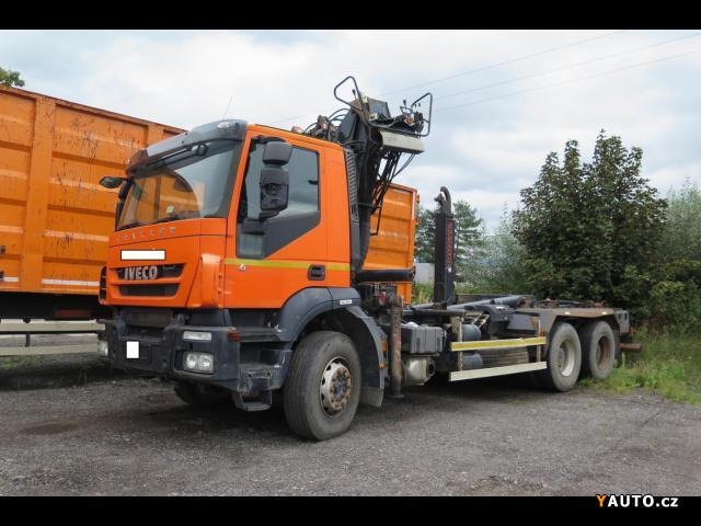Prodám Iveco Trakker 260T, 260T45