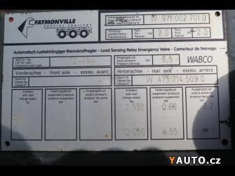 Prodám Faymonville STZ-6AA Multimax