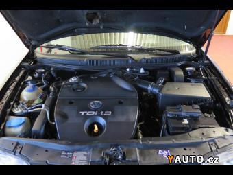 Prodám Volkswagen Bora 1,9, 66kW