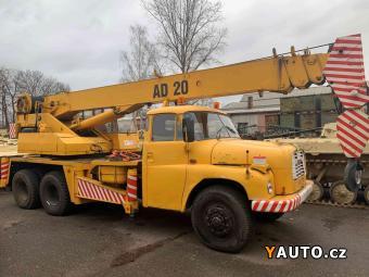 Prodám Tatra 148 T2-928-1E jeřáb