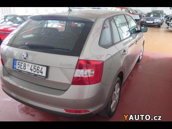 Prodám Škoda Rapid 1,2, 81kW