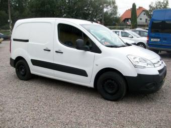 Prodám Citroën Berlingo 1.6 HDI