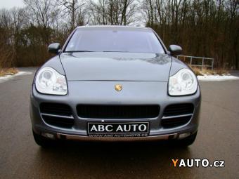 Prodám Porsche Cayenne 4.5 V8 S Koupeno v ČR