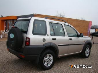 Prodám Land Rover Freelander 2.0D Klimatizace
